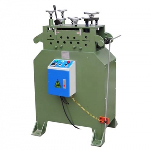 Sheet metal Coil Leveler machine for high speed presses